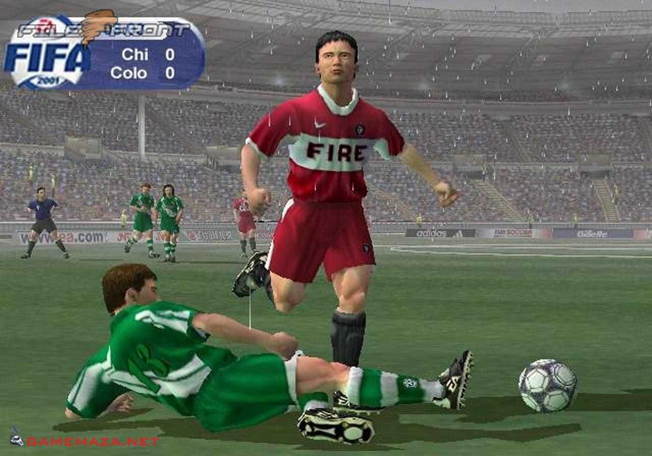 FIFA 2001 Free Download Fifa, Free download