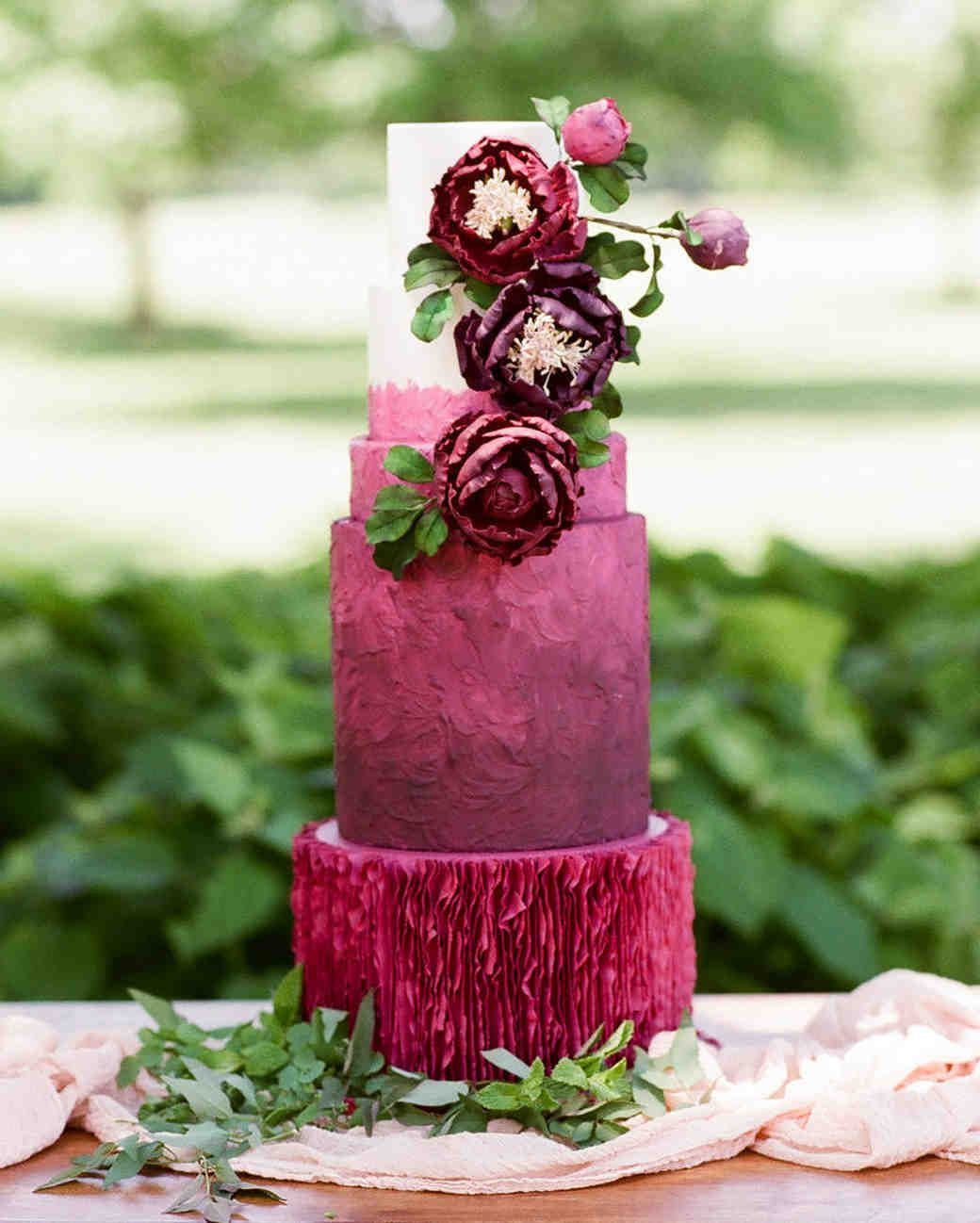 Wedding cake design ideas thatull wow your guests martha stewart