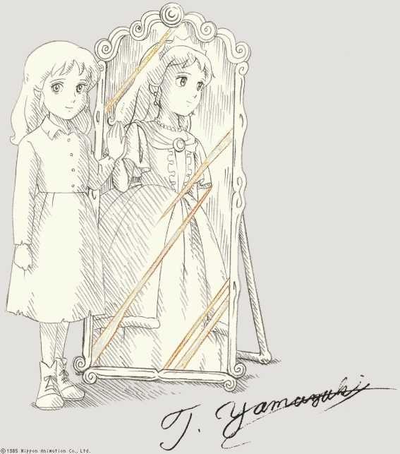 Princess sara anime anime characters anime colorful drawings - Princesse sarah 5 ...