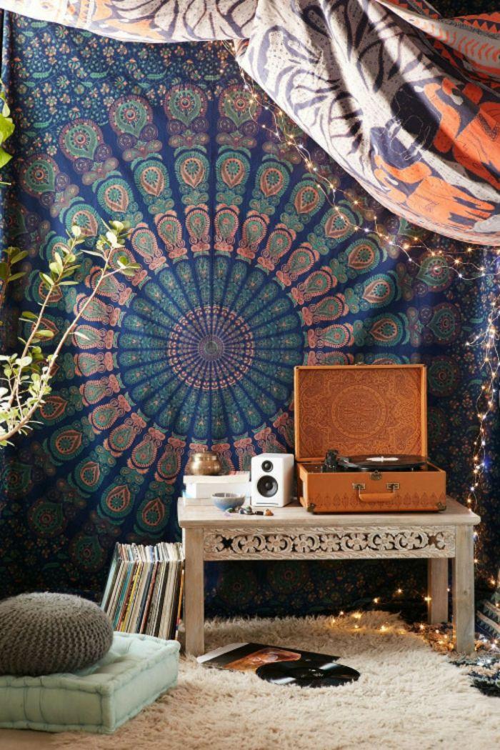 ▷ 1001+ déco uniques pour créer une chambre hippie | Bohemian ...