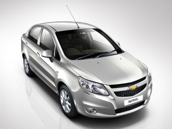 Chevrolet Sail Sedan Features And Specs Chevrolet Sedan