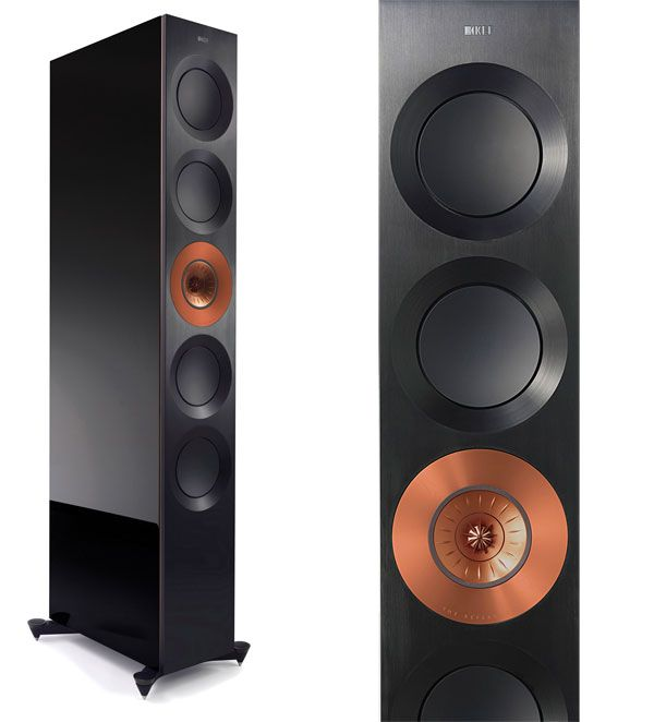 kef reference 5 loudspeaker stereophile com audiophile rh pinterest nz Projectors for Home Theater Local Theaters