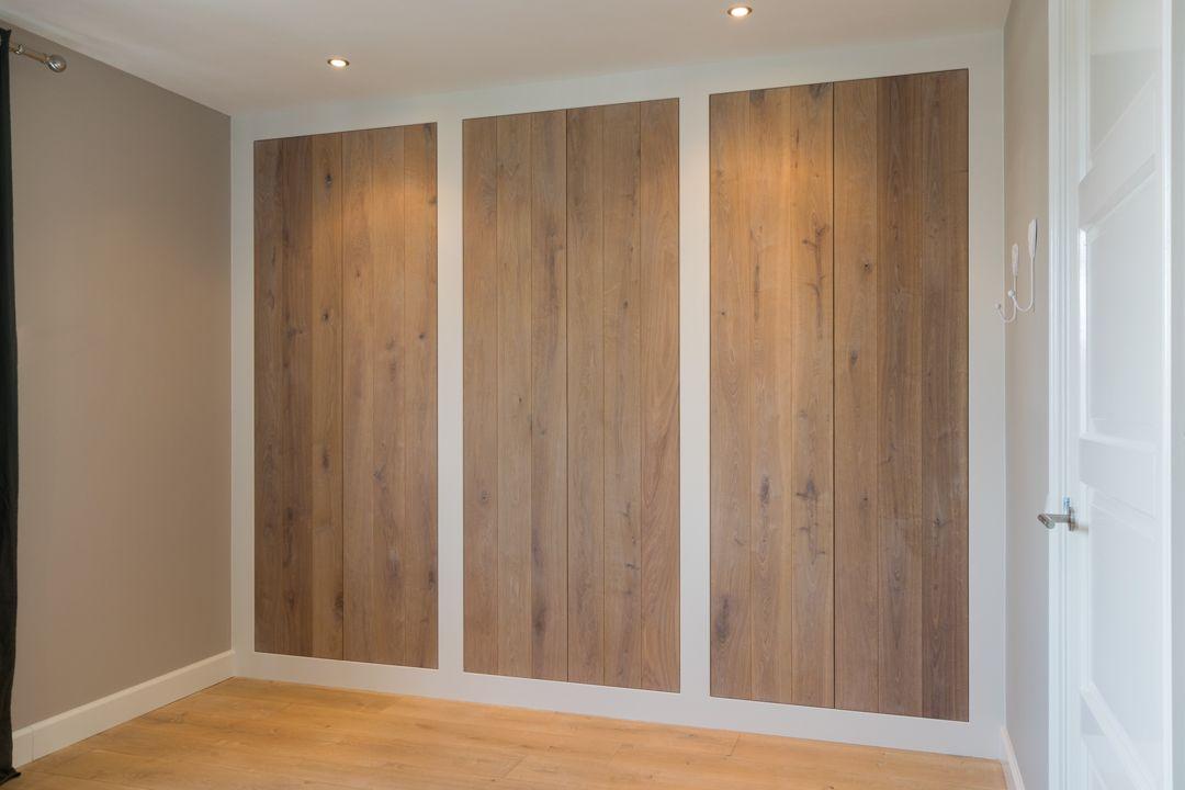 Ladekast Slaapkamer Hout : Mooie omlijsting van kast in muur hout heeft niet perse mijn