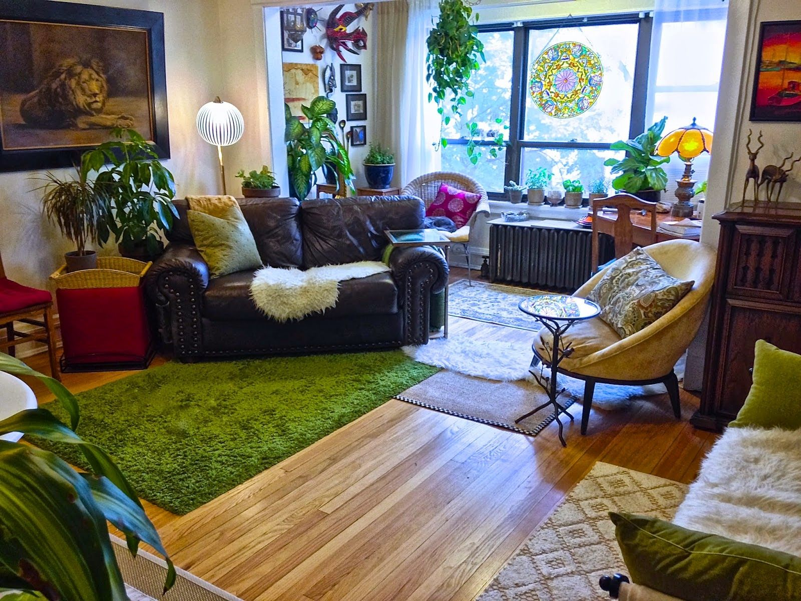 bohemian house | beautiful, eclectic, bohemian: the home of ms
