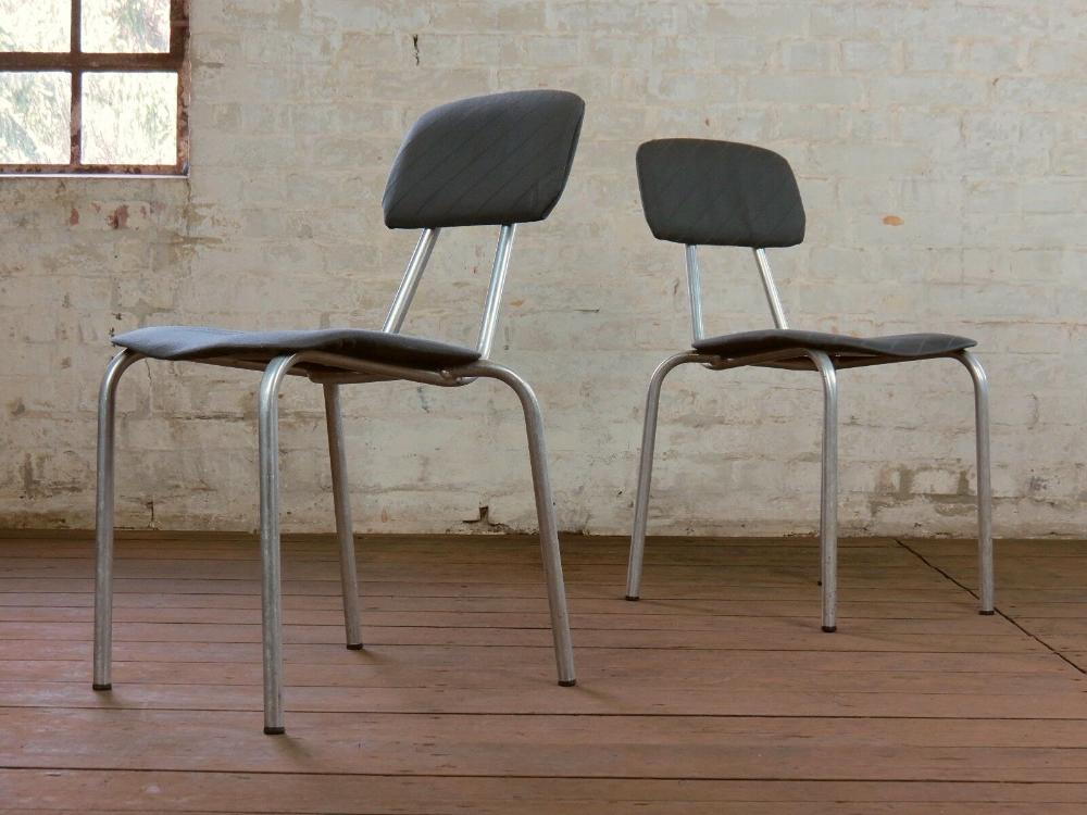 1 60 Kantinenstuhl Schulstuhl Stahlrohrstuhl Ddr Veb Stuhl Vintage Chair 70er Ebay Vintage Stuhle Stuhle Vintage