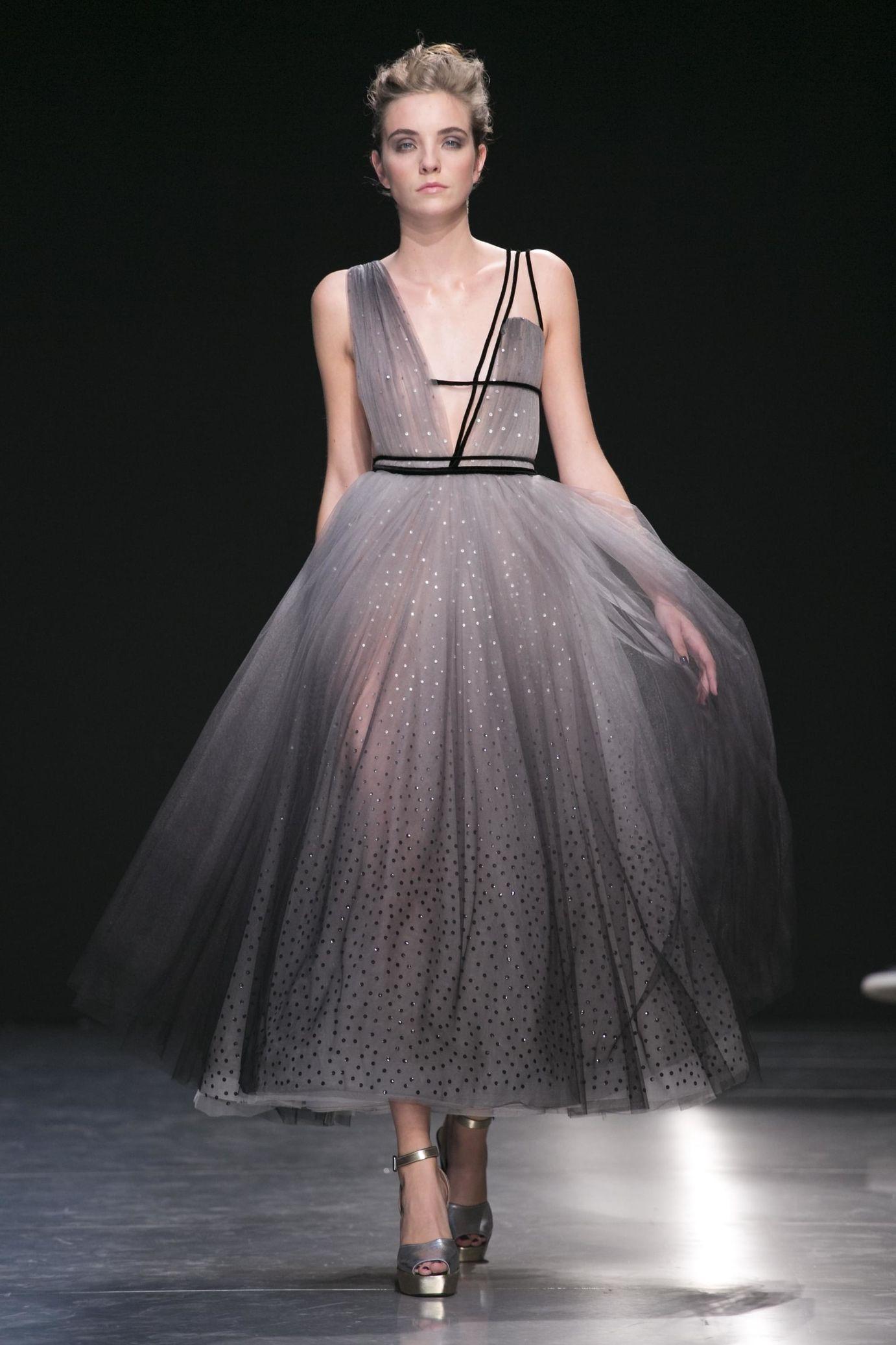 d fil georges chakra haute couture automne hiver 2017 2018 b hne und kleider. Black Bedroom Furniture Sets. Home Design Ideas