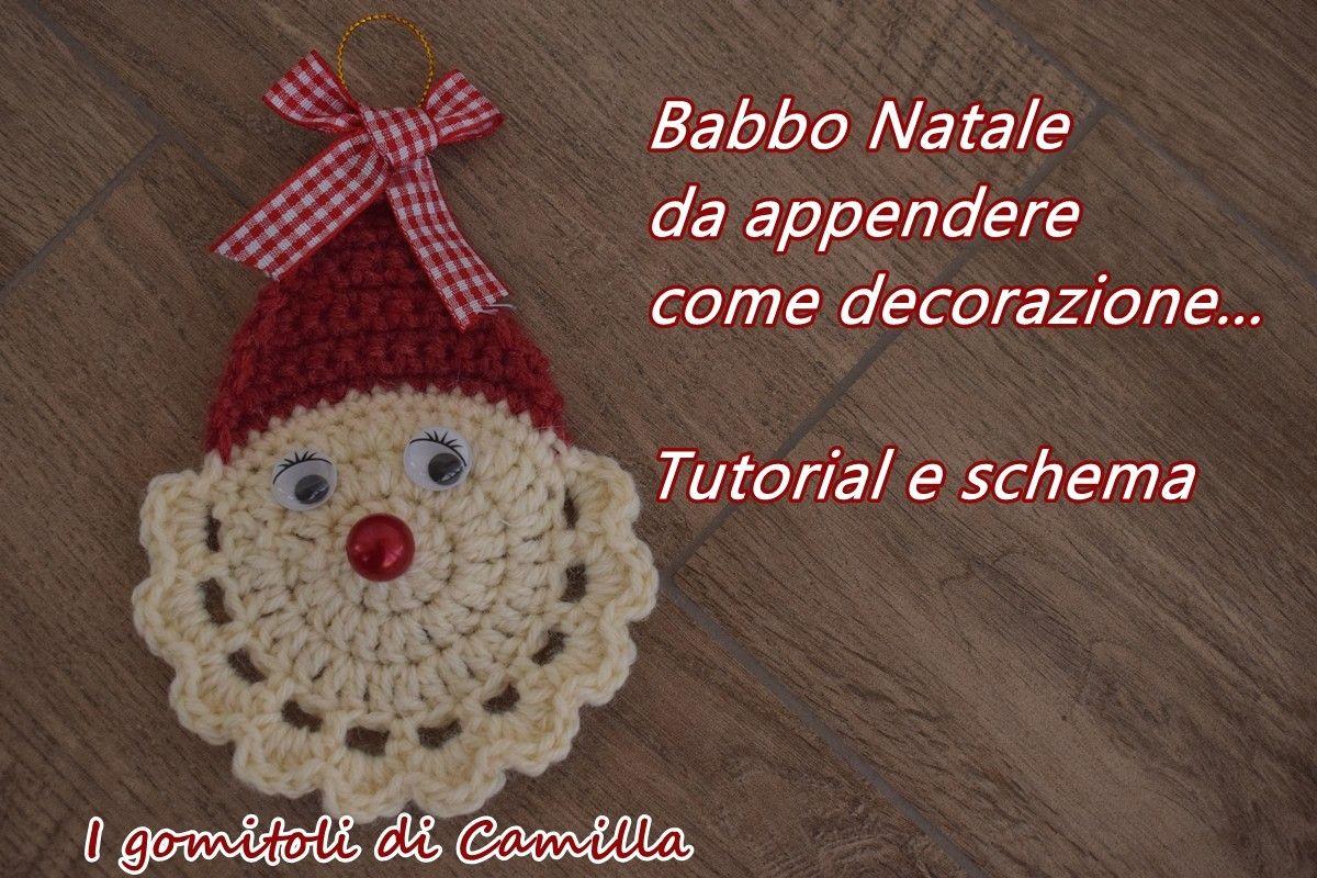 Addobbi Natalizi Uncinetto Schemi Gratis.Natale I Gomitoli Di Camilla Avec Dsc 0814 Et Addobbi Natalizi