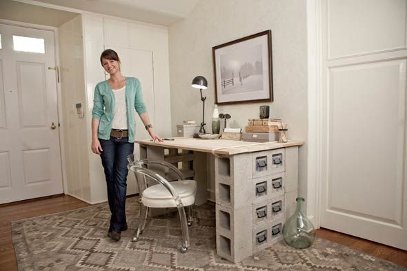 kristan cunningham decorating trends style from shelterpop brico parpaings placoplatre. Black Bedroom Furniture Sets. Home Design Ideas