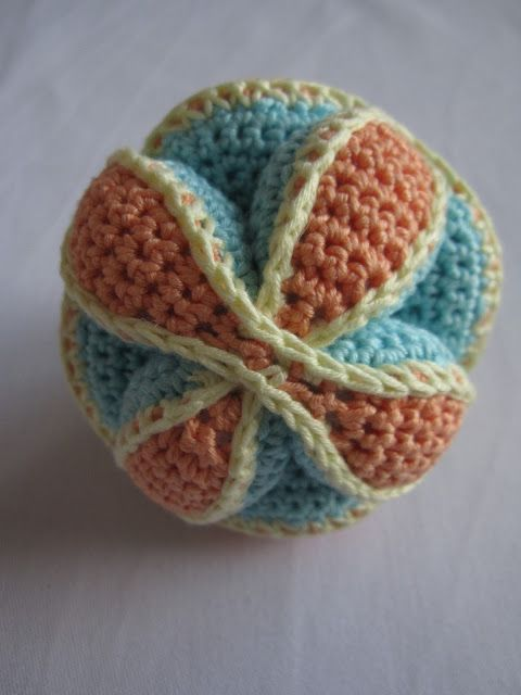 Baby Greiflingball Selber Häkeln Diy Crochet Ball Baby Selber