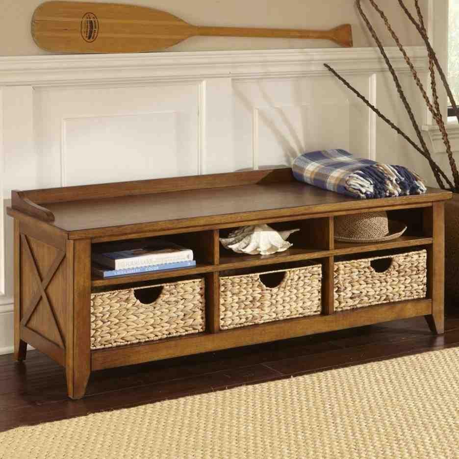 Cubbie Storage Bench with Seat | mud room | Pinterest | Pasillos