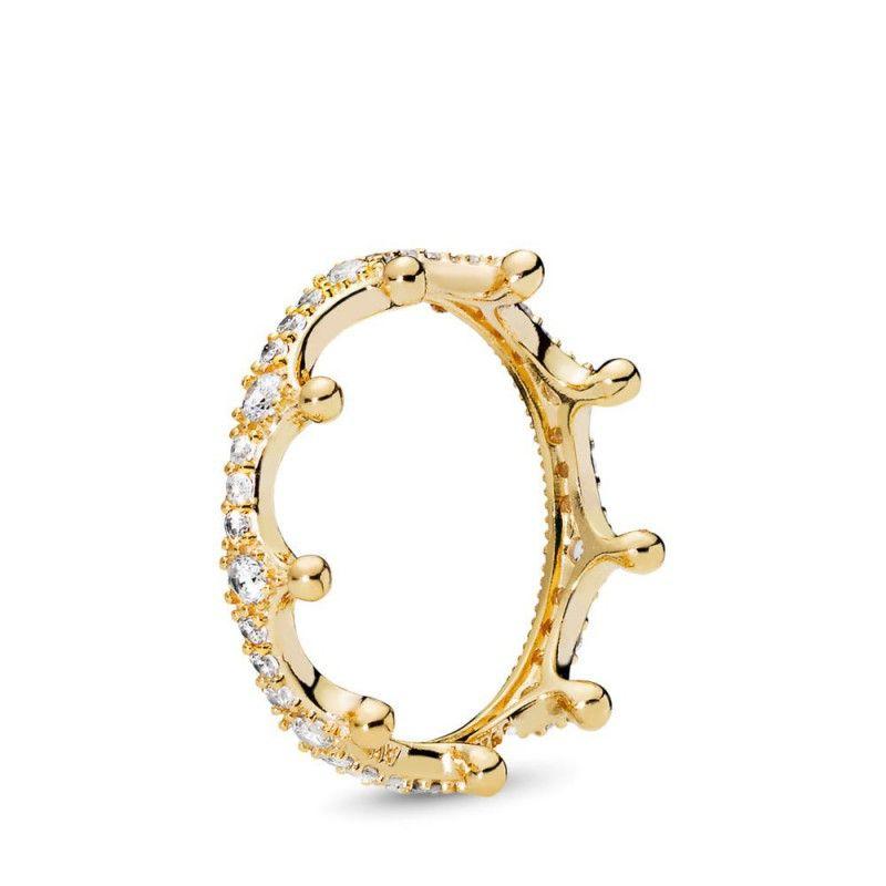 anello di pandora a corona