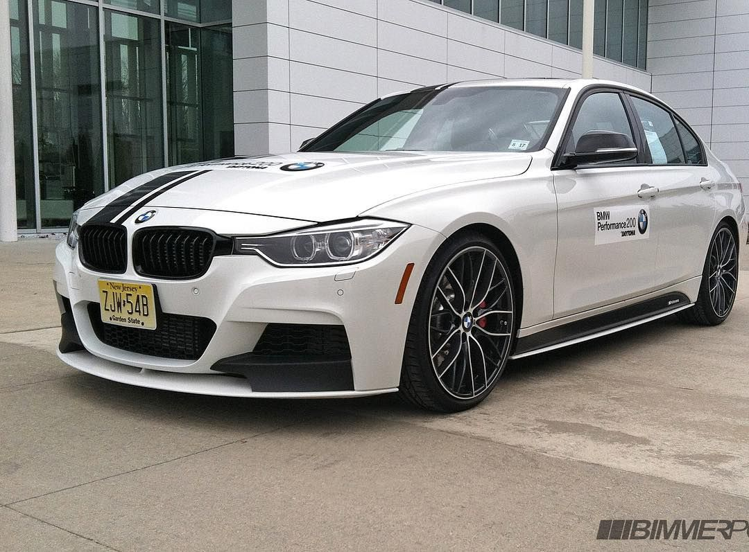 Bmw F30 M Performance Bodykit Available Bmw F30 M Performance