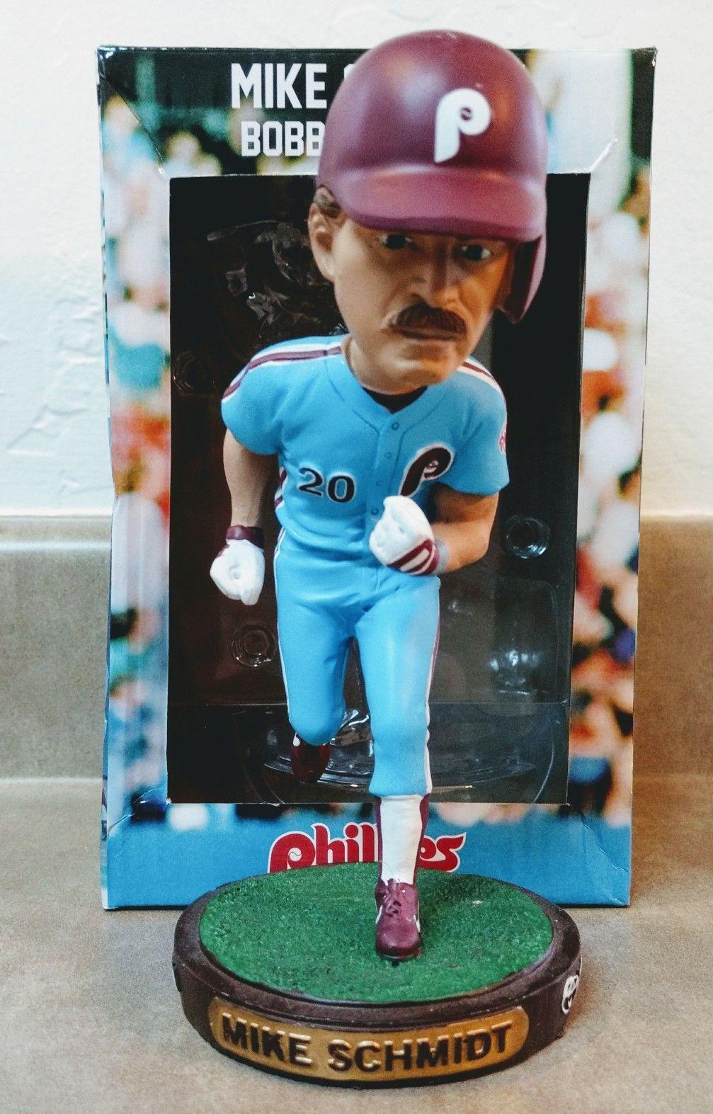 finest selection 5985e 42f44 Philadelphia Phillies Hall of Famer Mike Schmidt bobblehead ...
