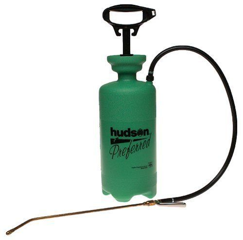 2 In 1 Yard And Garden Deck Fence Sprayer Size Gallons By Hudson 28 65 Sprayers 66192 Translucent Extra Tough Poly Tank Is