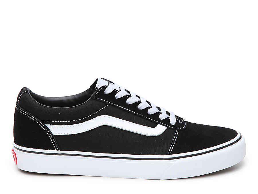 Vans Ward Lo Suede Sneaker - Women's