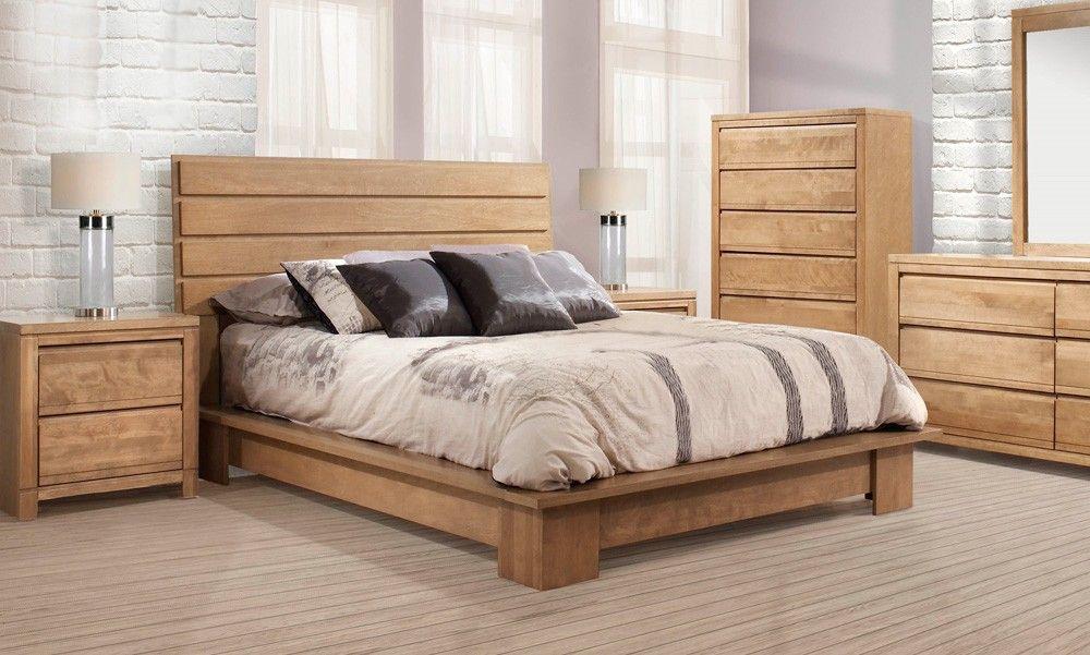 Lit A Panneau Grand Furniture Home Home Decor