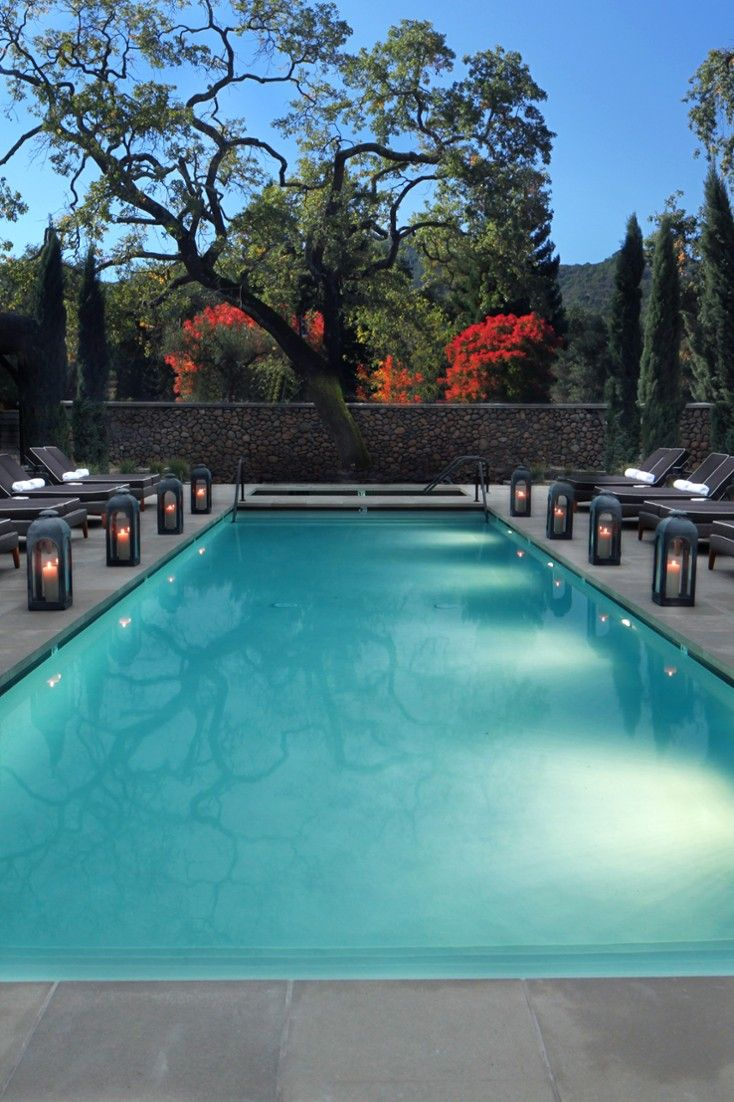 Hotel Yountville Yountville Ca Napa Valley Hotels Hotels In
