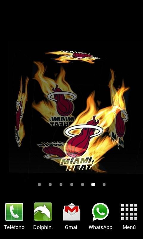 3d Miami Heat Live Wallpaper Download 3d Miami Heat Live Live Wallpapers Wallpaper Free Download Wallpaper