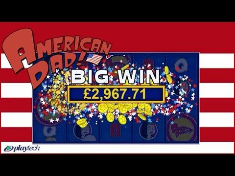 Spiele American Dad - Video Slots Online