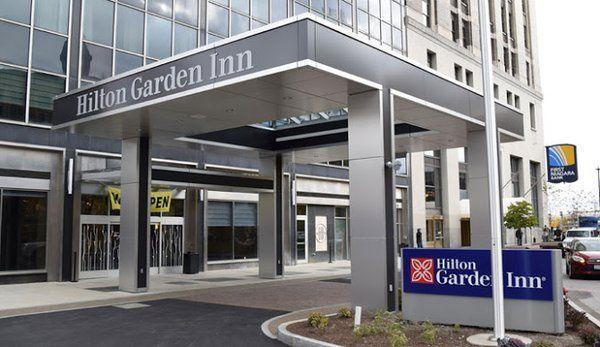 Hilton Garden Inn Buffalo Downtown With Images New York