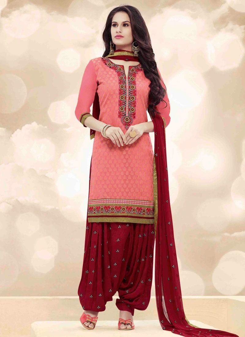 3ef8c01f9b6c New Patiala Salwar Kameez 2016 Designs For Pakistani Girls - Sari ...
