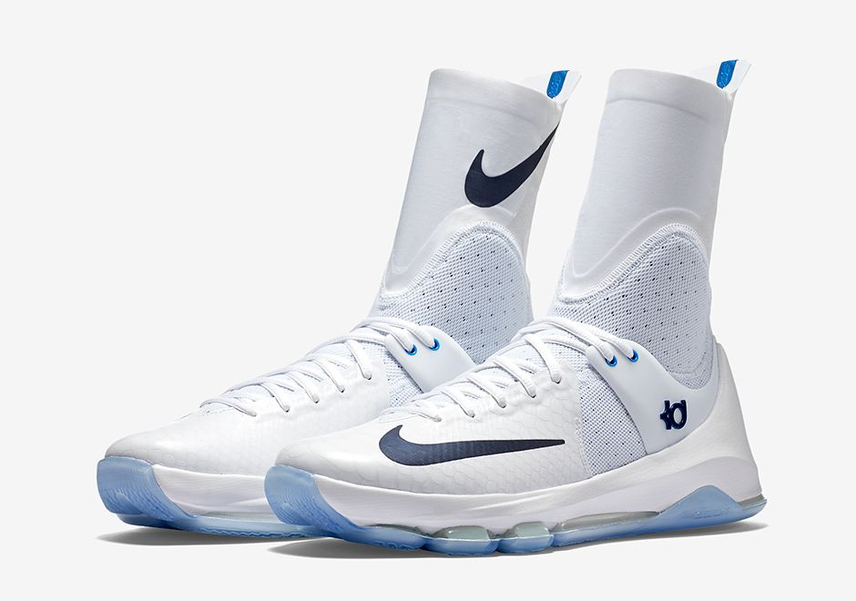 A Detailed Look At The Nike KD 8 Elite