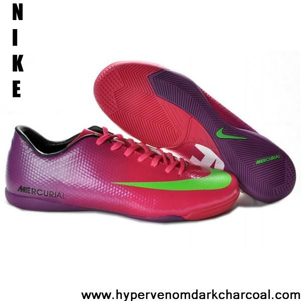 74709d5f8 Low Price Red Purple Green Nike Mercurial Vapor IX IC CR9 Victory IV IC  Indoor Boots Sports Shoes Shop