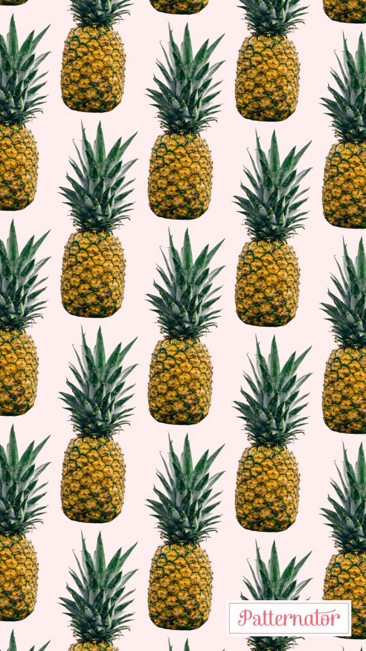 Wallpaper iphone pineapple - Wallpaper Pineapple Tumblr Aesthetic