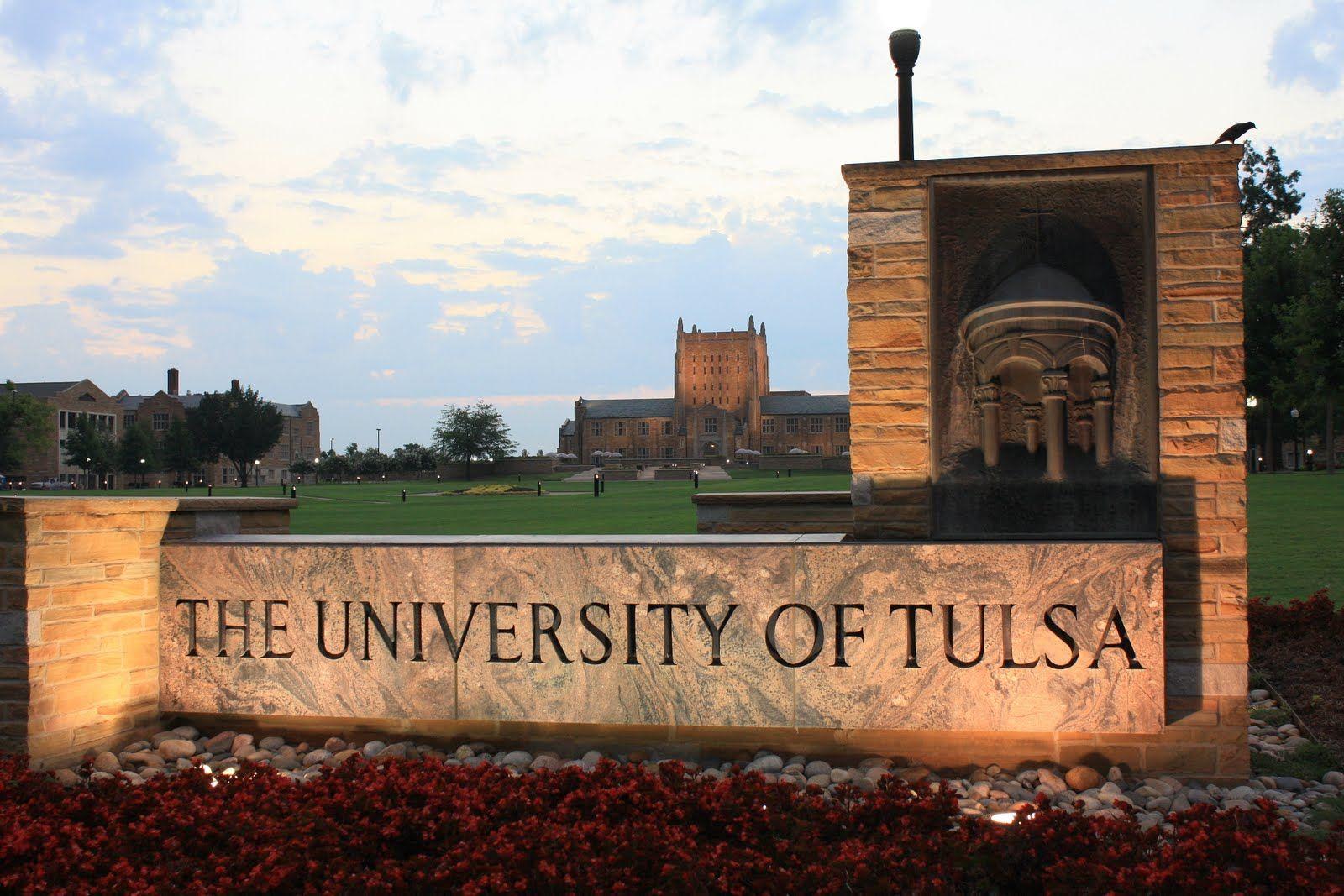 University Of Tulsa Tulsa Oklahoma Either Here Or Ou Tulsa