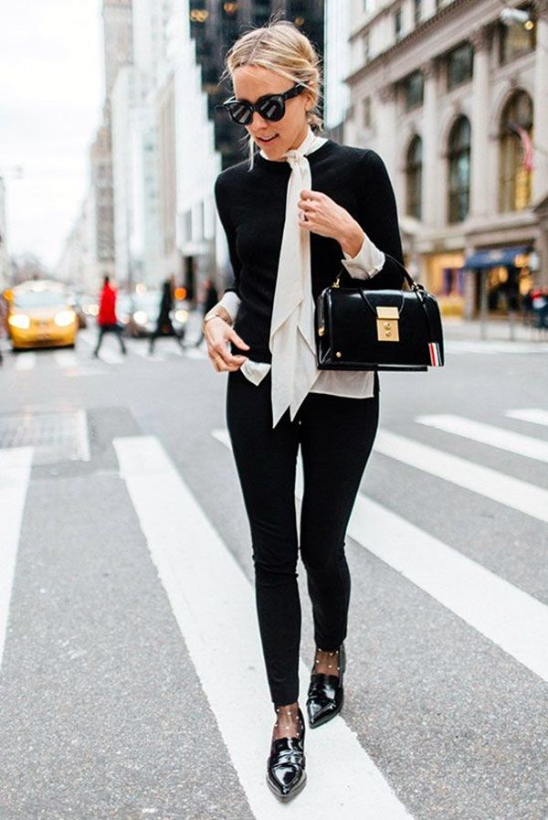 135 Non Boring Work Outfits To Wear This Fall