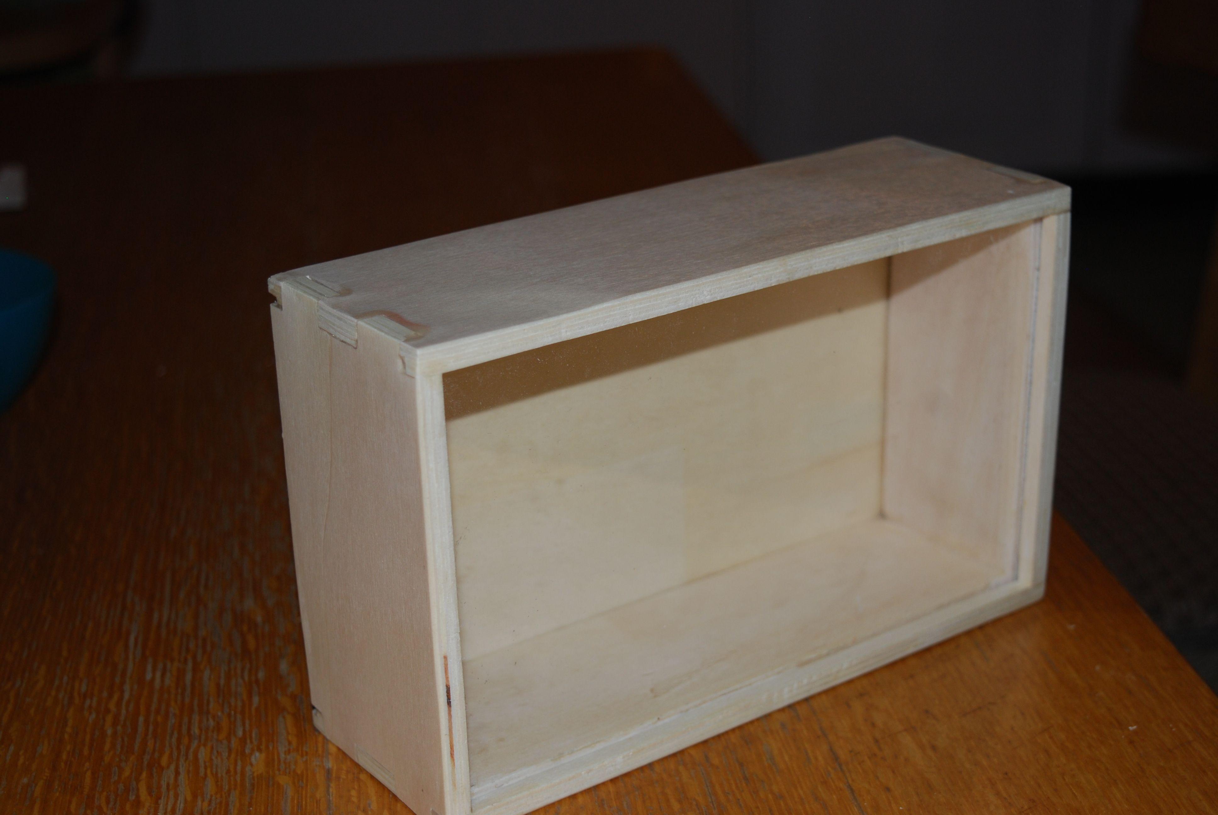 Prasentationsbox Sammlerdisplay Vitrine Bauanleitung Zum