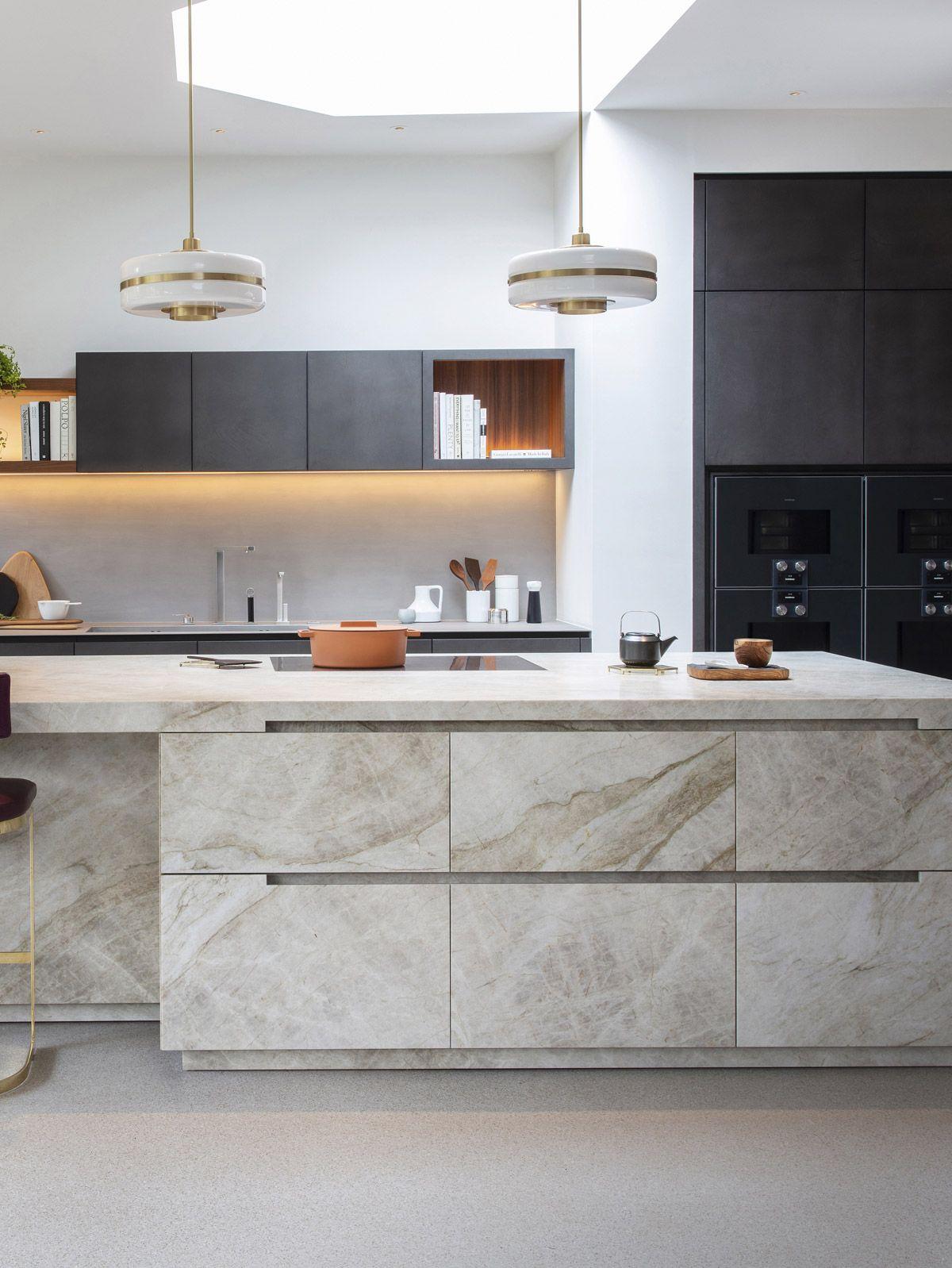 Modern Kitchen Design In 2020 Modern Kitchen Design Kitchen Design Modern Kitchen