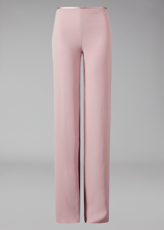 Solo Mio Pantalon Rosado Giorgio Armani Giorgio Armani Armani Fashion