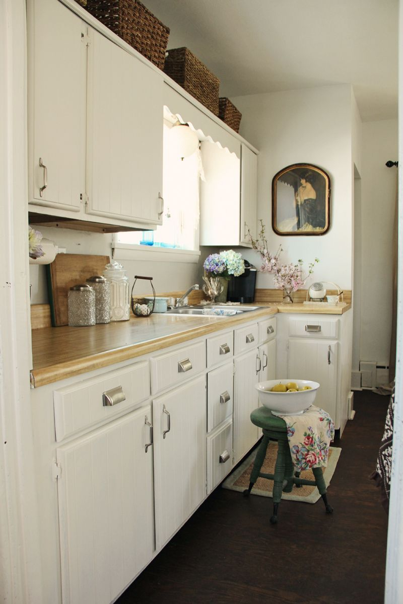 Swiss Coffee Painting Kitchen Cabinets Painting Kitchen Cabinets White Kitchen Remodel Small