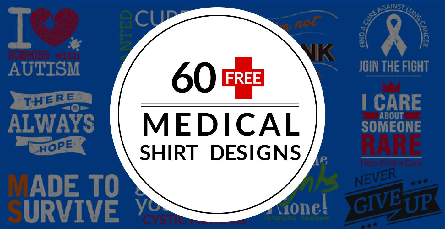 60 Free Medical Shirt Designs Bonfire T Shirt Fundraising