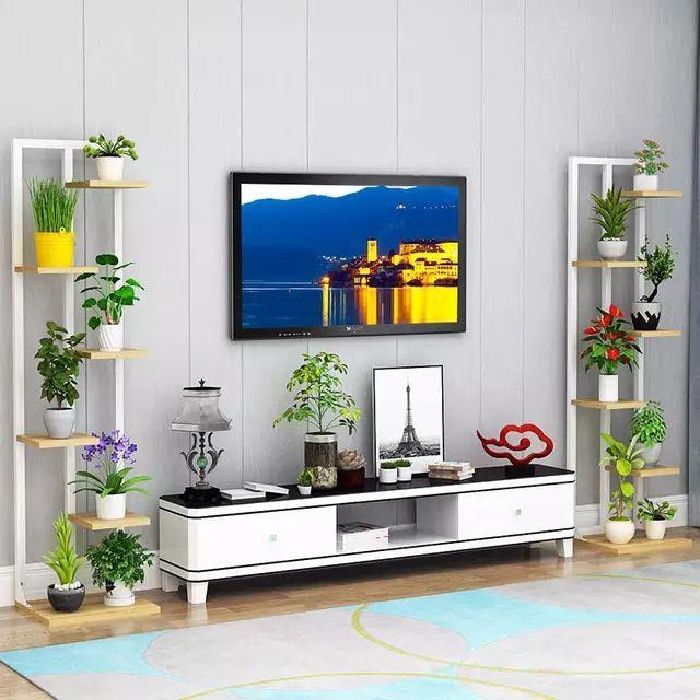 New NICE Beautiful Standing flower shelf .Living room