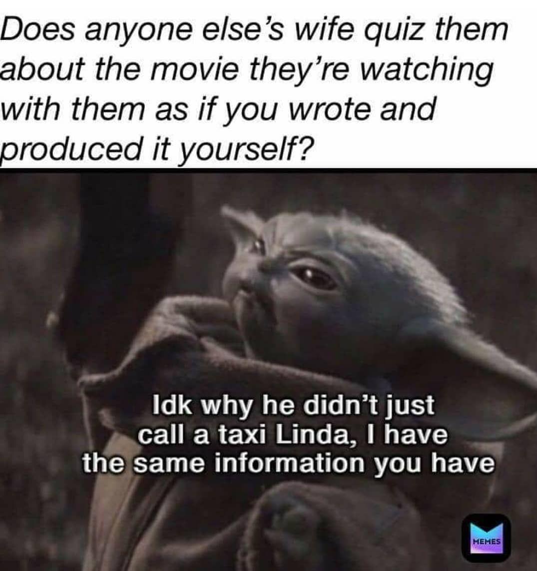 962 Likes 30 Comments The Real Baby Yoda Babyyoda Ig On Instagram Follow Memeiety Yoda Meme Yoda Funny Yoda