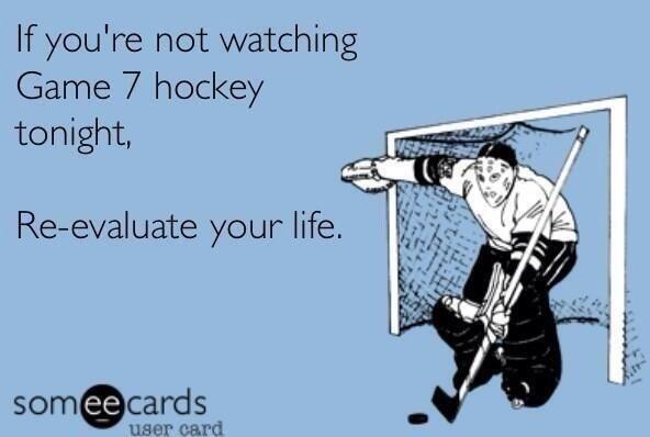 Game 7 S Hockey Playoffs Hockey Memes Pittsburgh Penguins Hockey