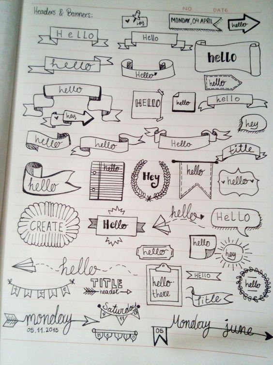 793970609284910676 bullet journals pins. Thoughts by ...