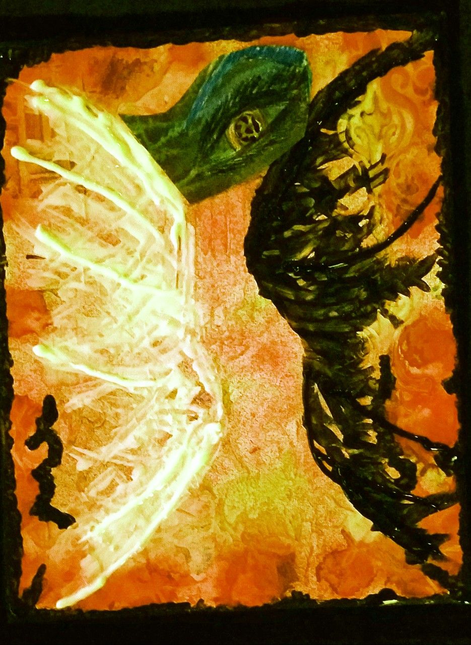 Pin by LORI BOE on abstract art angels   Pinterest   Angel