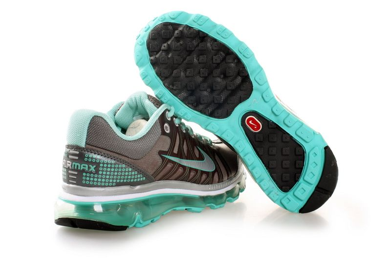 Nike Air Max 2009 Womens Brown Teal   Nike shoes air max ...