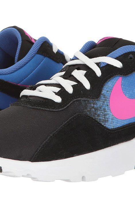 Nike LD Runner (Black/Fire Pink/Comet Blue/White) Women's Shoes