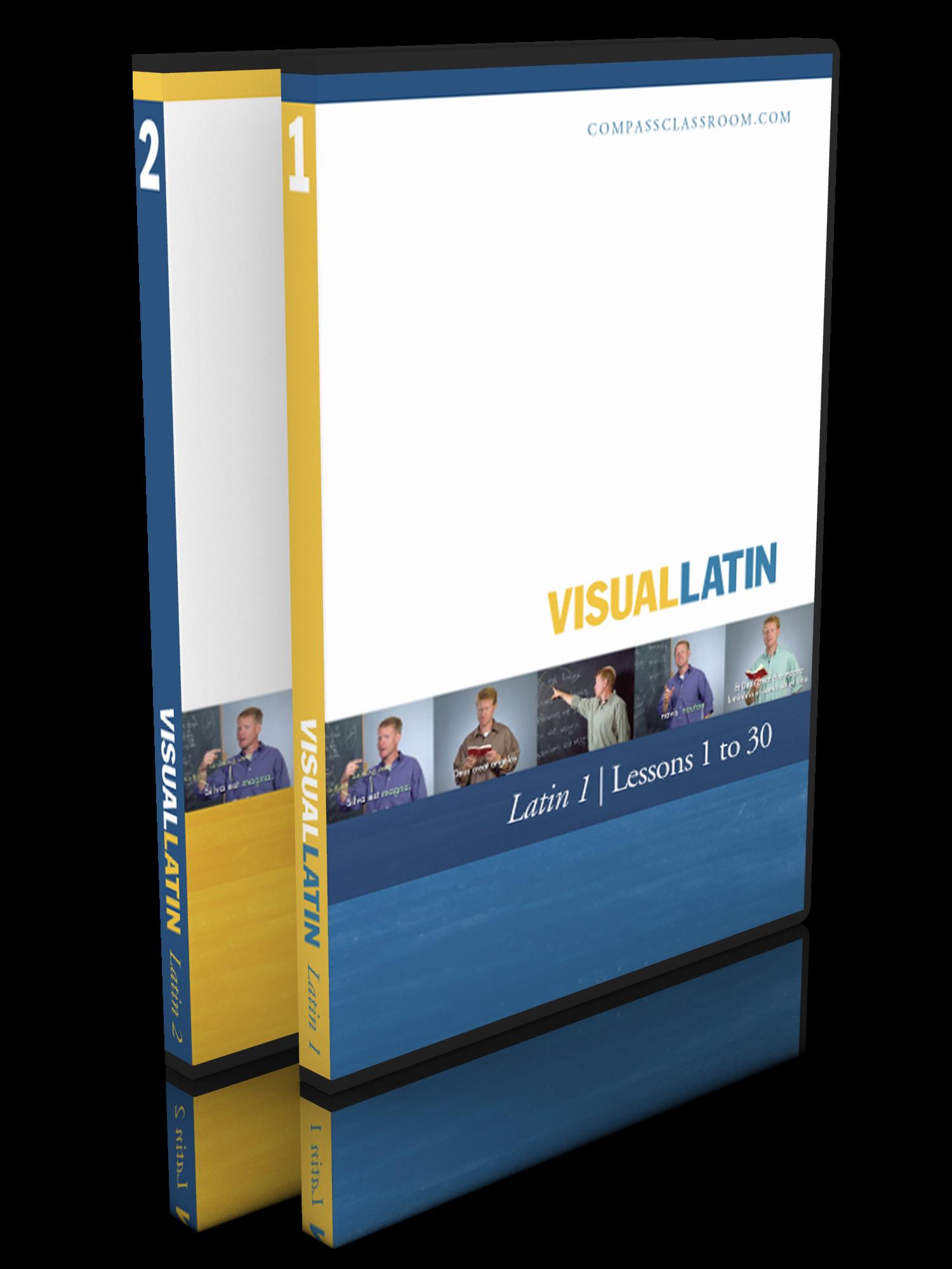 Visual Latin 1 Amp 2