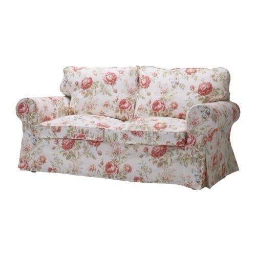 Wonderful Ikea Ektorp Sofa Bed Cover   Byvik Floral   New In Box