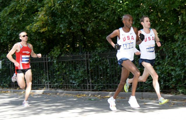 Coach Pete Rea and Olympian Abdi Abdirahman share their secrets for running a personal best in a 10K road race