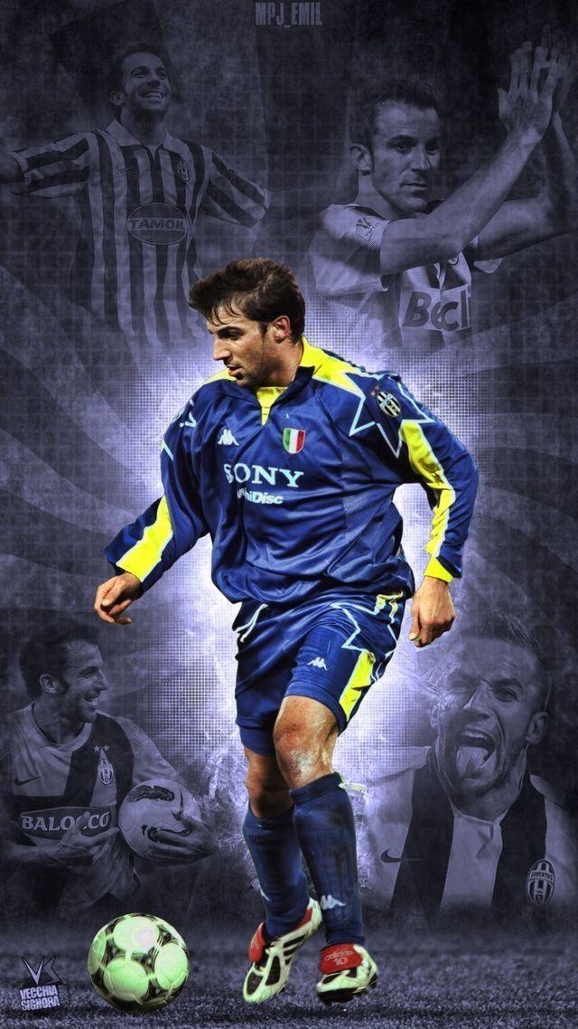 Alessandro Del Piero of Juventus wallpaper. | Football ...