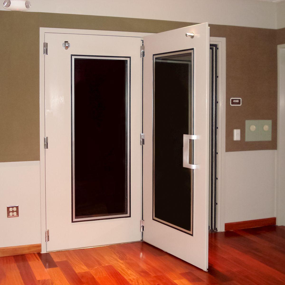 IAC Acoustics Noise Lock® Door | Acoustical Solutions. Sound Isolation Acoustic