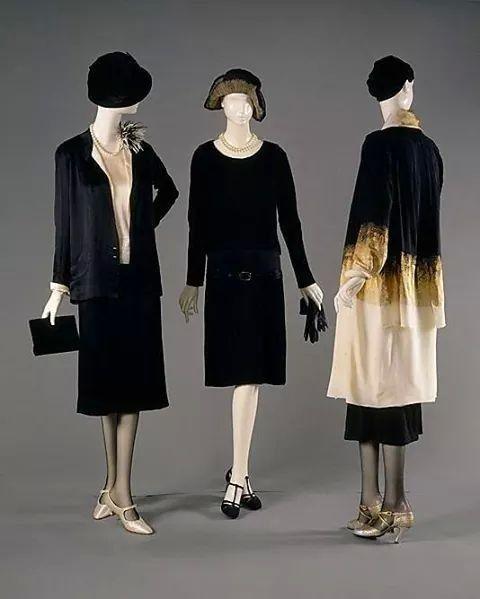 Coco Chanel, 1920s.
