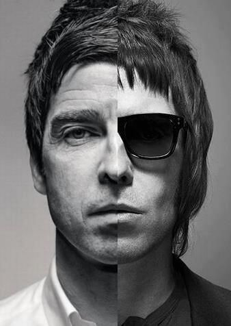 "Oasis ""What you gonna do when the walls come falling down,  You never move you never make a sound """