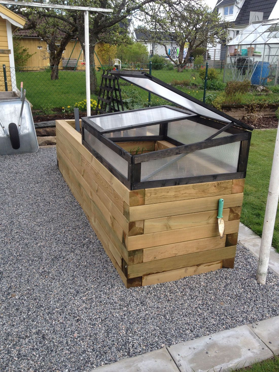 How to build a Wicking Bed Growerflow Wicking beds